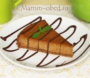Ореховый чизкейк