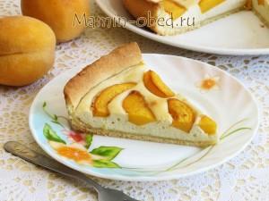 лимонный пирог готов
