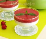 Десерт «Летнее удовольствие»