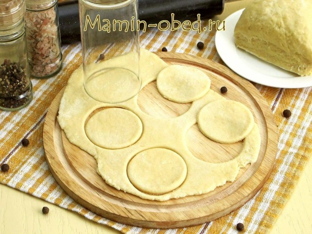 Тесто для пельменей (заварное)
