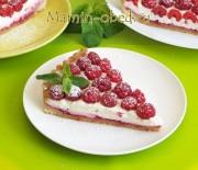 Малиновый тарт